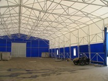 ремонт, строительство складов в Миассе