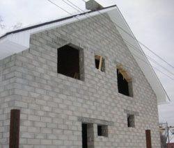Качественный и недорогой дом из пеноблоков, кирпича, бруса в городе Миасс, можно заказать в нашей компании профессиональных строителей СтройСервисНК