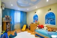 Отделка детской комнаты в Миассе