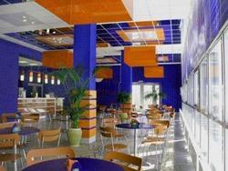 Ремонт кафе, отделка ресторанов в Миассе