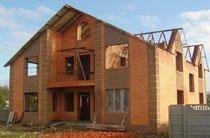 Строительство домов из кирпича в Миассе и пригороде, строительство домов из кирпича под ключ г.Миасс