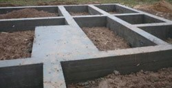 Строительство фундамента в Миассе и пригороде